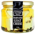 Picture of MEREDITH DAIRY MARINATED GOATS FETA CHEESE 320g