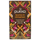 Picture of PUKKA ORGANIC TEA BAGS LICORICE & CINNAMON  40g KOSHER