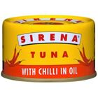 Picture of SIRENA TUNA CHILLI 185G