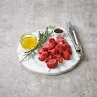 Picture of PETER BOUCHIER GRASS FED BEEF CHUCK DICED  PER TRAY 500g Approx