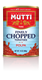 Picture of MUTTI POLPA FINELY CHOPPED TOMATO TIN 400g, VEGAN