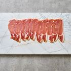 Picture of PETER BOUCHIER DRY CURED MIDDLE BACON SLICED PACKET PER PACK 300g Approx