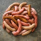 Picture of PETER BOUCHIER LAMB, HONEY & ROSEMARY SAUSAGE Approx 500g