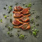 Picture of PETER BOUCHIER MINTED LAMB CUTLETS