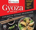 Picture of 8D HOUSE GOURMET GYOZA - CHICKEN & SHITAKE MUSHROOM 270g