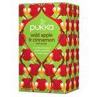 Picture of PUKKA ORGANIC TEA BAGS WILD APPLE & CINNAMON 40g