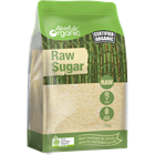 Picture of ABSOLUTE ORGANIC AUSTRALIAN RAW SUGAR 700g, VEGAN, GLUTEN FREE, KOSHER